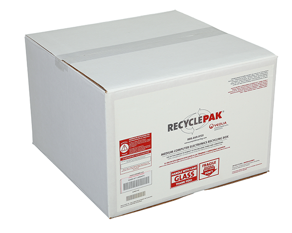 SUPPLY-197CH- MEDIUM ELECTRONICS RECYCLING BOX (EACH)